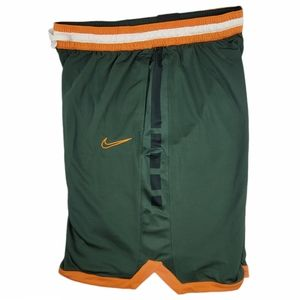 Nike Dri-Fit Elite Army Green Basketball Shorts